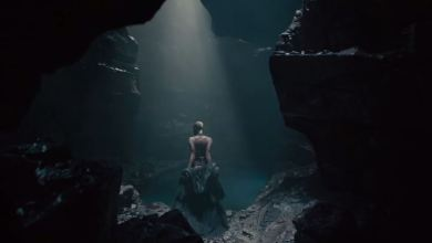 Remember That Mystery Woman in the Avengers: Age of Ultron Trailer? Looks Like She's Gone