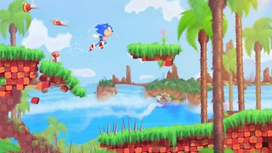"""These Video Game """"Remake"""" Wallpapers Are Simply Beautiful"""