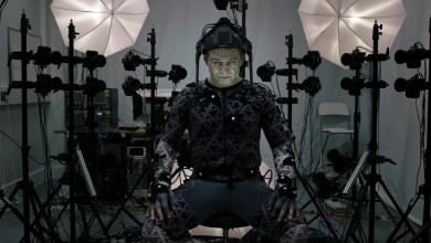 Star Wars: The Force Awakens - Who is Andy Serkis Playing?