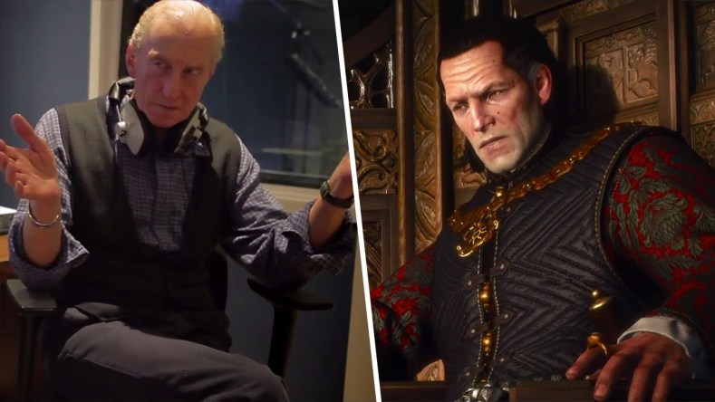 Tywin Lannister Is Gone From Game of Thrones, but His Voice Lives on in the Witcher 3