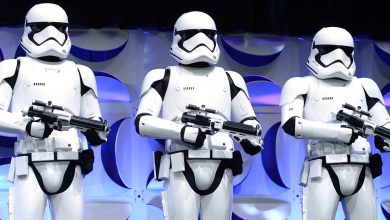 Photo of Star Wars:  See the New Stormtrooper Armor in Action Figure Form