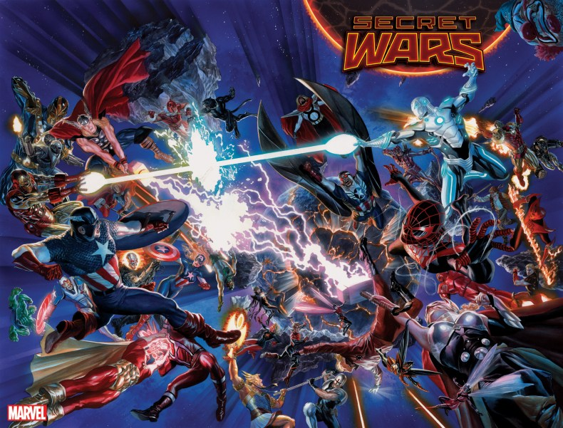 The Pull List: Secret Wars #1 Is Almost Too Big in Scope