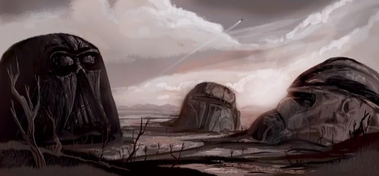 Star Wars Ruins