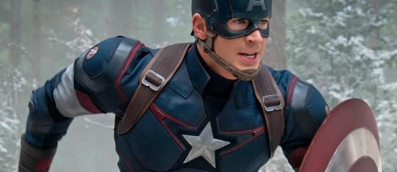 See Captain America's New Costume in Civil War Concept Art