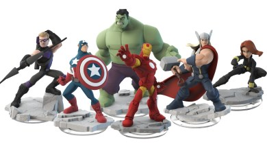 Disney Infinity 3.0 Ditching the Blind Packs with a Tomorrowland Set