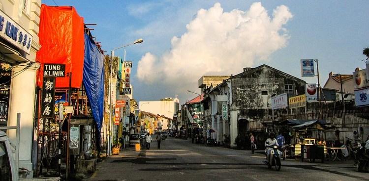 malaysian street
