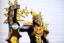 What if Pokemon Were Badass Armored Knights?
