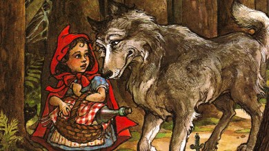 Grandma Doesn't Approve, But the Wolf is Thirsty - Go Your Own Way #30