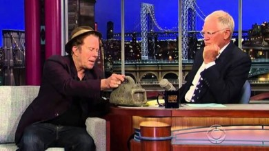 Sounds Great: Tom Waits Debuts New Song on Letterman