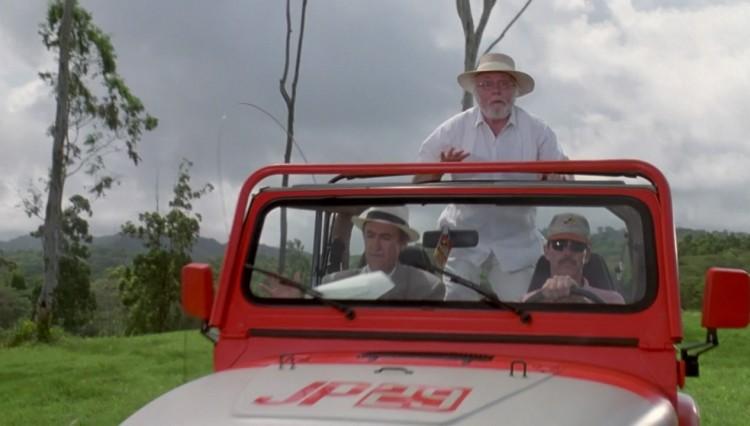 Jeep 029 Jurassic Park