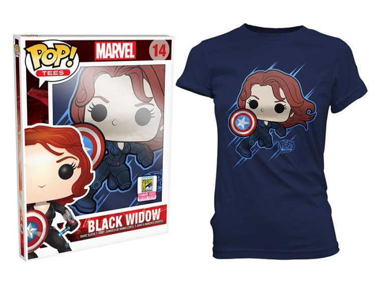 Marvel - Black Widow Shield