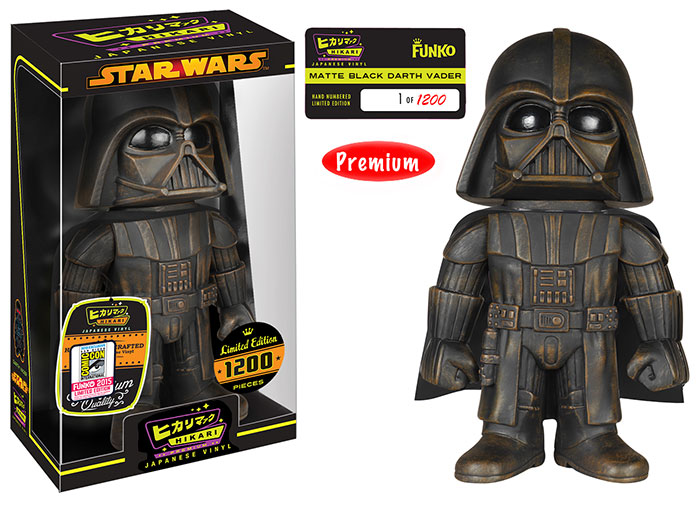 Star Wars - Darth Vader Matte Black