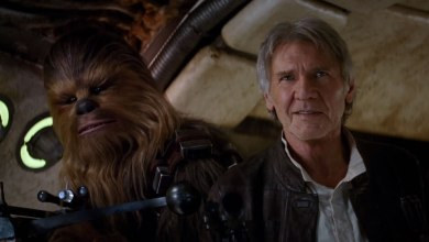 Star Wars: The Force Awakens Promo Art Reveals All Of Han Solo's New Look