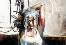 The Pull List: Empty Zone Melds Gritty Cyberpunk with Urban Voodoo