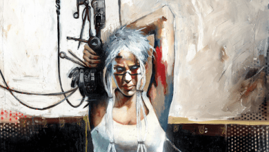 Photo of The Pull List: Empty Zone Melds Gritty Cyberpunk with Urban Voodoo