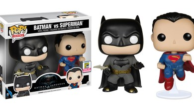 Pop! Every Exclusive That Funko is Bringing to Comic-Con 2015