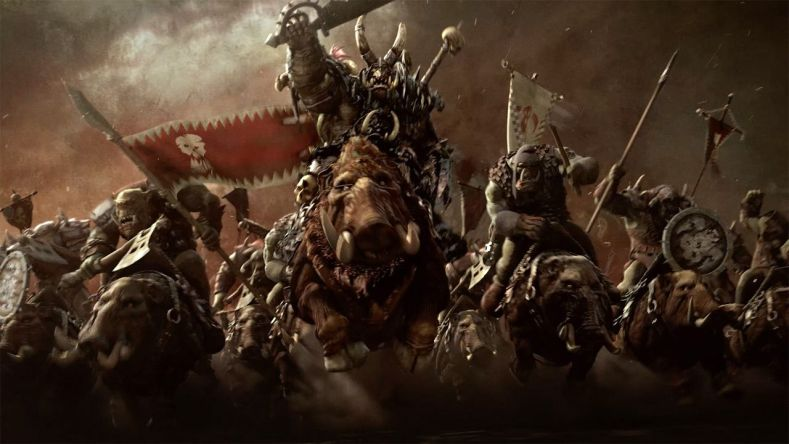 How Total War: Warhammer is Drawing from the Tabletop Game's Official Canon