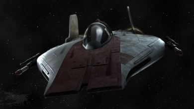 Star Wars Canon Catch-Up: What Are A-Wings?