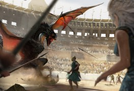 Game of Thrones: Revisit Some Iconic Season 5 Moments with These Concept Art Pieces