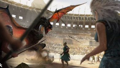 Photo of Game of Thrones: Revisit Some Iconic Season 5 Moments with These Concept Art Pieces