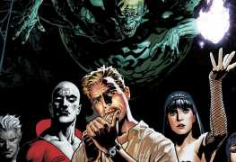 Work on Justice League Dark Continues, But Without Guillermo del Toro