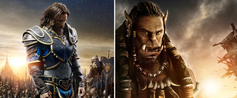 Here Are the Two Warcraft Posters from Comic-Con