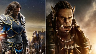 Photo of Here Are the Two Warcraft Posters from Comic-Con