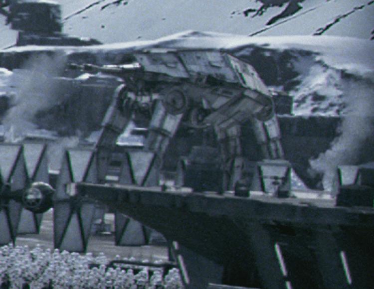 First Order Walker