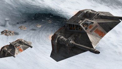Star Wars Canon Catch-Up: What Are Snowspeeders?