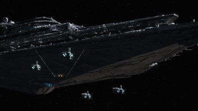 Star Wars: The Force Awakens - Here's The Name Of That First Order Star Destroyer