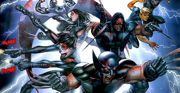 X-Force-team-up