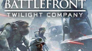 Star Wars: Here's the Cover for Battlefront: Twilight Company