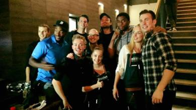 Photo of Captain America: Civil War Has Finished Shooting