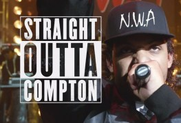Straight Outta Compton Movie Review: Witness the Revolution