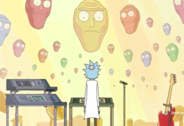 """Rick and Morty's """"Get Schwifty"""": Eurovision in Space"""