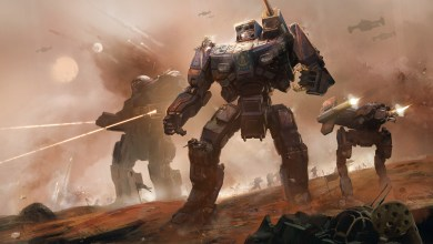 Everything You Need To Know About Harebrained Schemes' BattleTech Kickstarter [Updated]