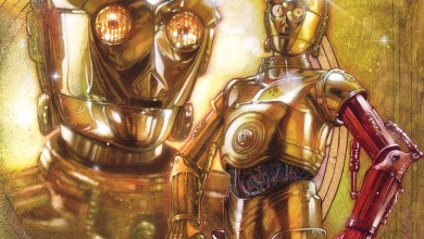 Star Wars: The Force Awakens - How Did C-3PO Get That Red Arm?