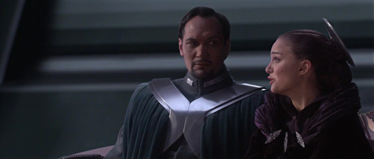 bail and padme