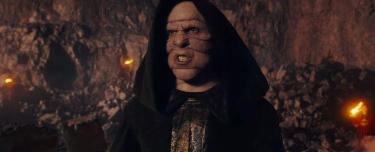 doctor who magicians apprentice creepy guy