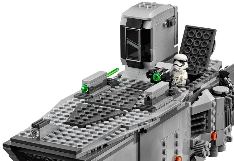 first order transporter lego 4