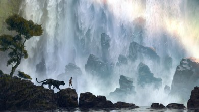 Here's the First Trailer for Disney's Live-Action Jungle Book Remake