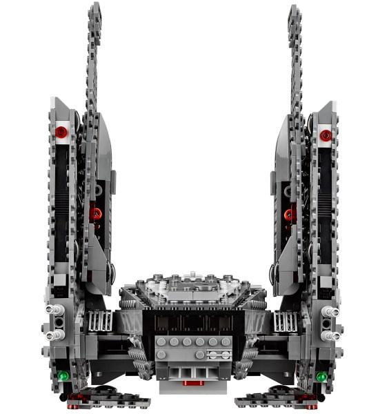 kylo ren shuttle lego 4