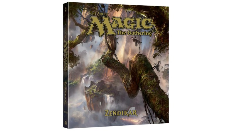 Ogle at the Planes with This Official Magic: The Gathering Art Book