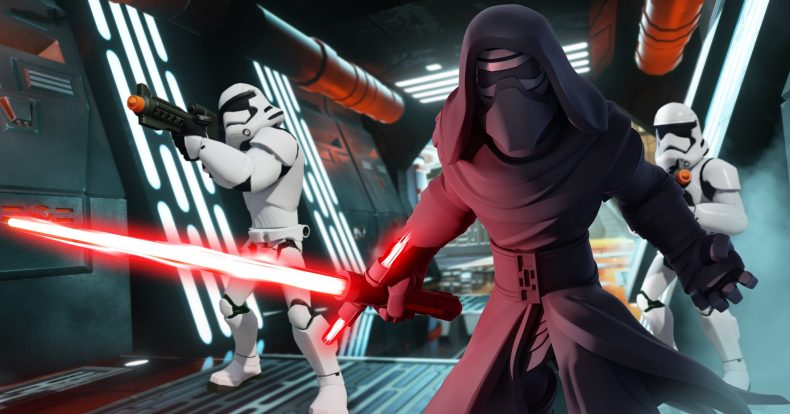 Which Star Wars: The Force Awakens Characters Will Be Playable In Disney Infinity?
