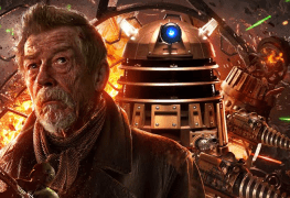 Doctor Who: This New War Doctor Series Will Chronicle The Time War