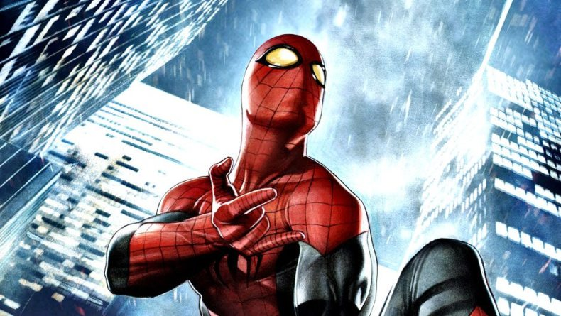 Disneyland's Super Hero HQ Opens in November, and Spider-Man Is Invited!
