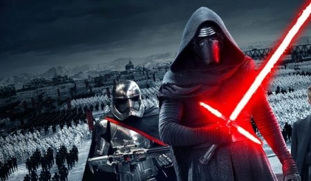 Star Wars VII Force Awakens banner