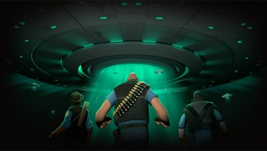Team Fortress 2 Has Been Invaded by Aliens