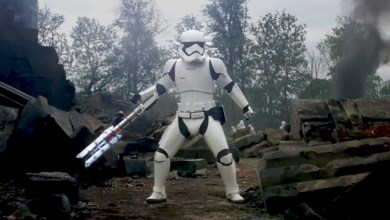 Photo of Star Wars: We Now Have the Backstory of TR-8R (AKA First Order Stormtrooper MVP)