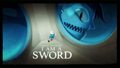 "Photo of Slaying The Self in Adventure Time's ""I Am A Sword"""